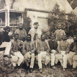 First XI 1866 MCC